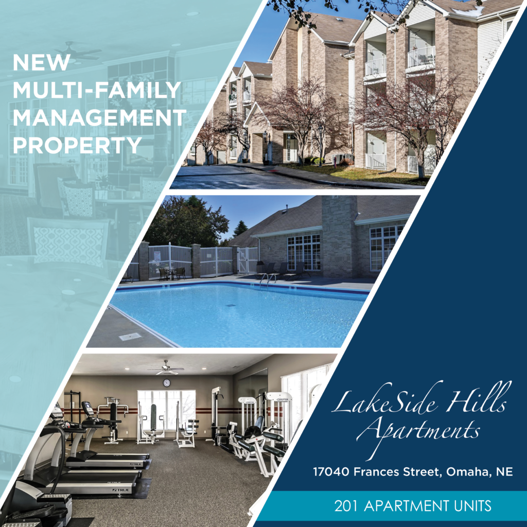Regency Lakeside Apartments Omaha 2a: Lakeside Hills Added To The Multi-Family Portfolio : Lund